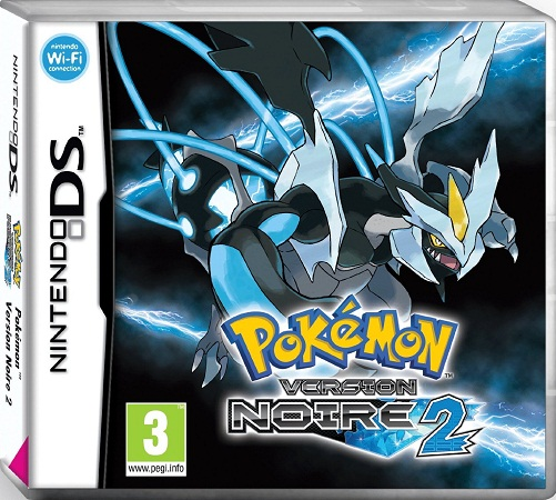 telecharger pokemon noir 2 sur ds